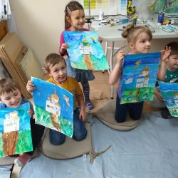 art classes for children at Magic Wool Studio in Kidderminster